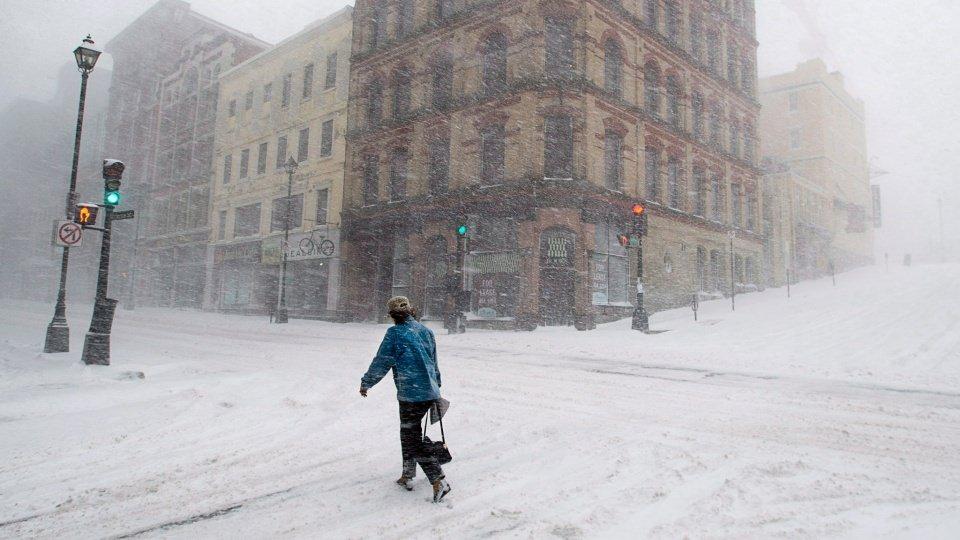 "A ""Spring Winter"" for Toronto"